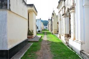 Cementerio de la Santa Cruz: Recuperación de sus monumentos