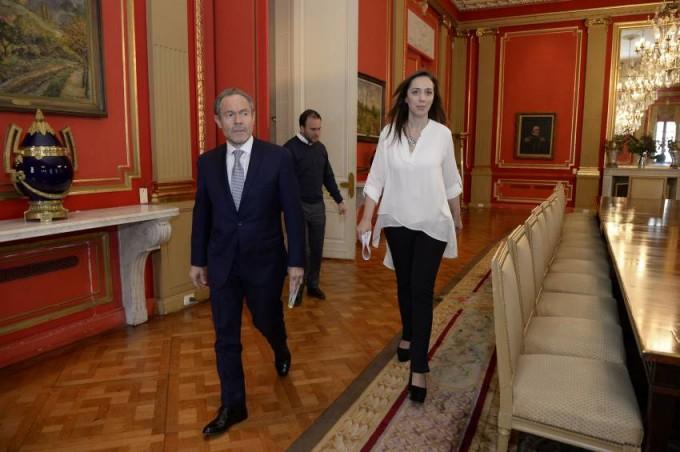 Califican como histórica la reforma penitenciaria que encara Vidal en Buenos Aires