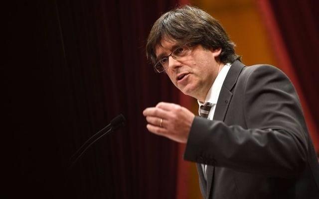 El presidente catalán pedirá al Parlamento regional que proclame la independencia