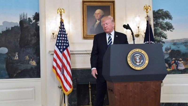 Donald Trump dijo en la Casa Blanca que la masacre en Las Vegas fue un acto de pura maldad
