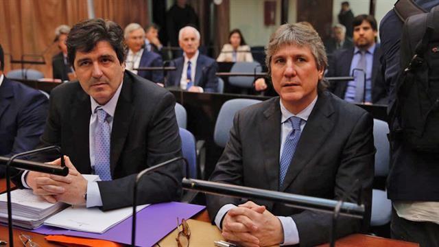 Finalizó la primera audiencia del juicio a Boudou por el caso Ciccone