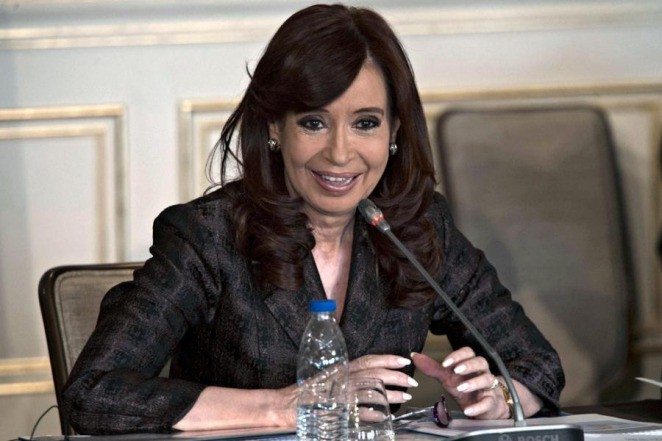 Cristina acusó a Macri de persecuciòn polìtica