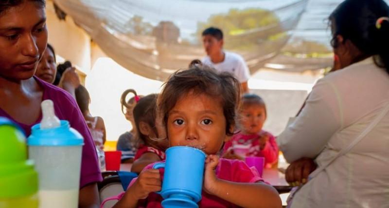 Centros de Primera Infancia del norte atiende diariamente necesidades de niños y madres