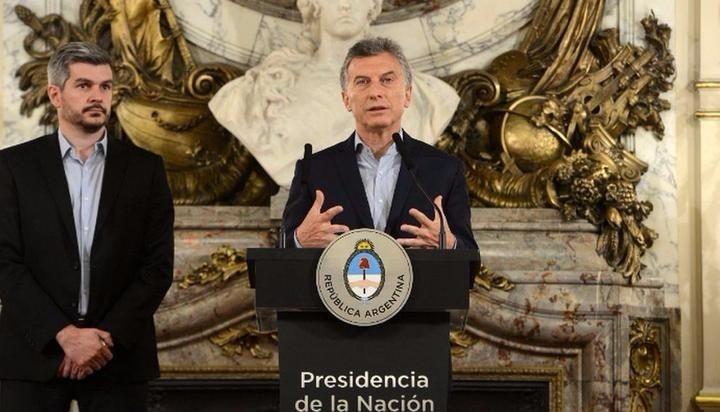Macri convoco a un gran acuerdo nacional para hacer reformas clave