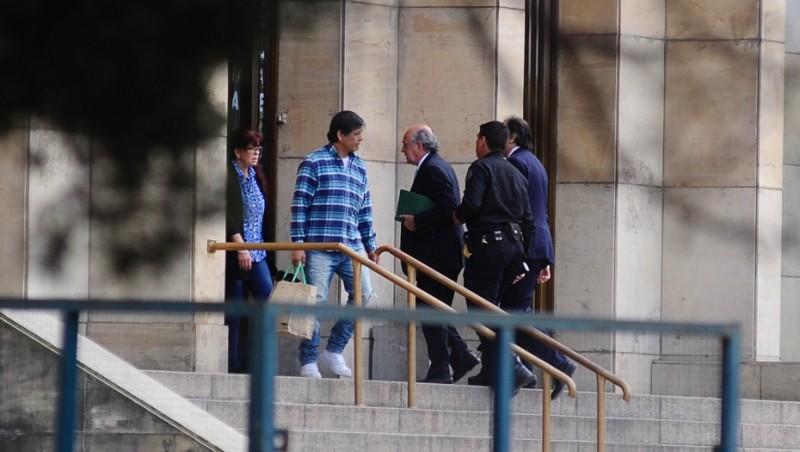 AMIA: Oscar Parrilli declara en Comodoro Py