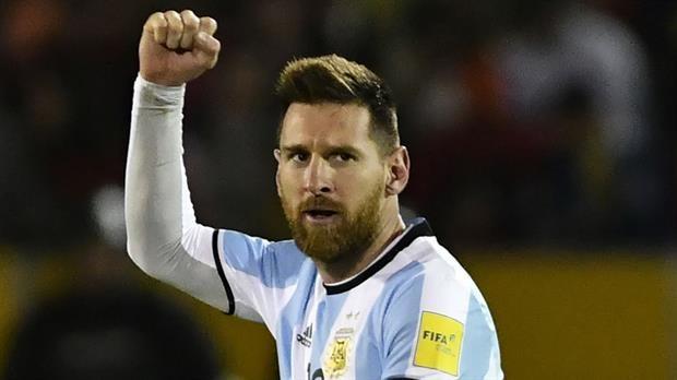 Messi no iría a Rusia tras las amenazas del ISIS