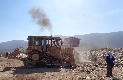 Se redujo un 20% el volumen de residuos tratados en el Relleno sanitario San Javier