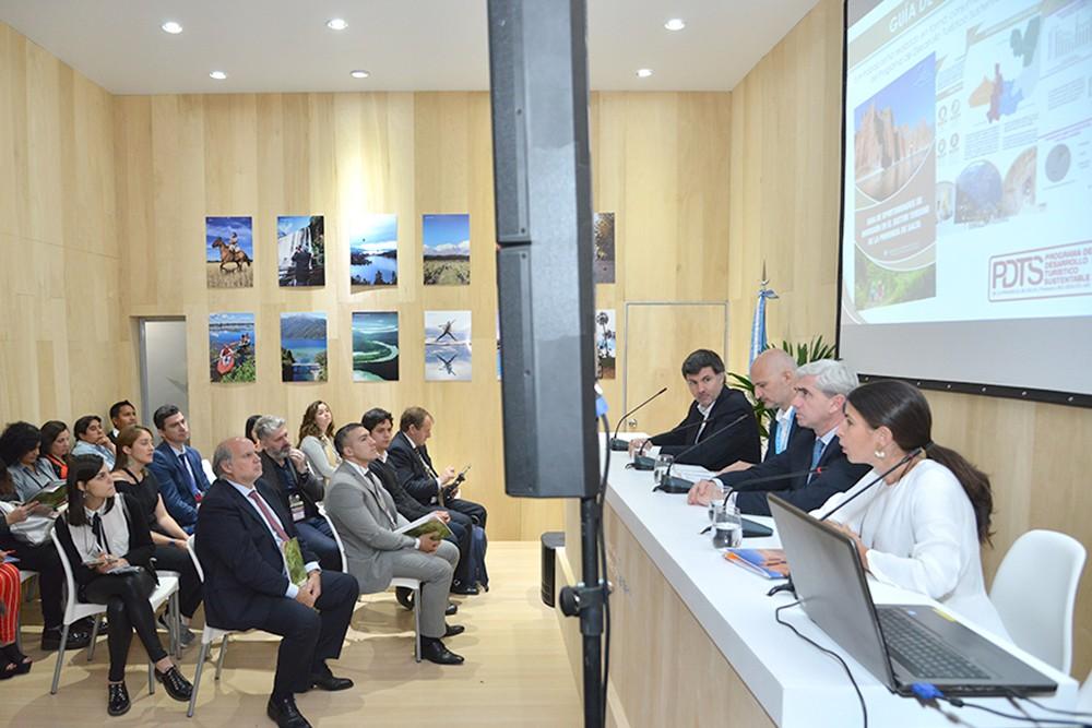 La provincia presentada como inversión turística