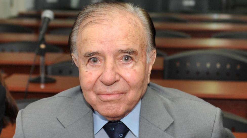 Casación absolvería a Menem por prescripción
