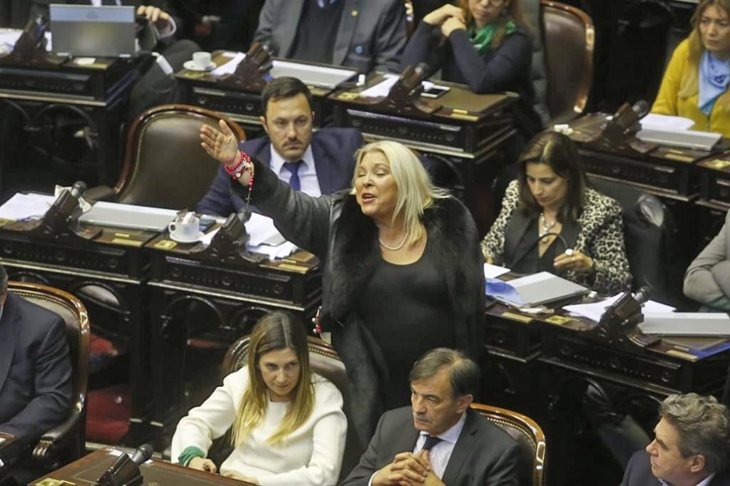 Elisa Carrió amenazó con enjuiciar a Germán Garavano