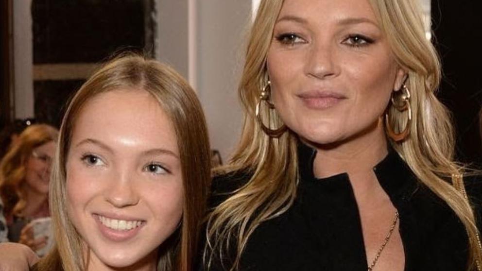La hija de Kate Moss debuta como modelo
