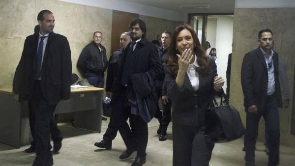 Fiscal Molde pidió detener a Cristina Kirchner