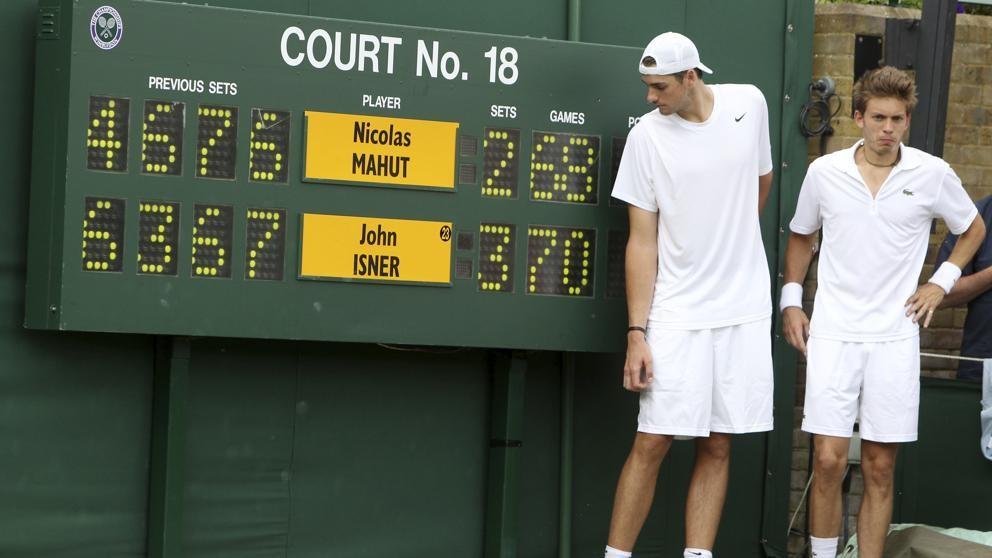 Wimbledon introducirá el desempate en el quinto set a partir del 12-12