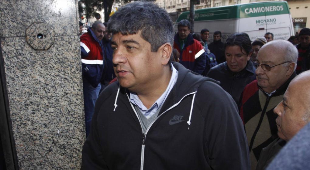 Pablo Moyano citado a indagatoria el 1 de noviembre