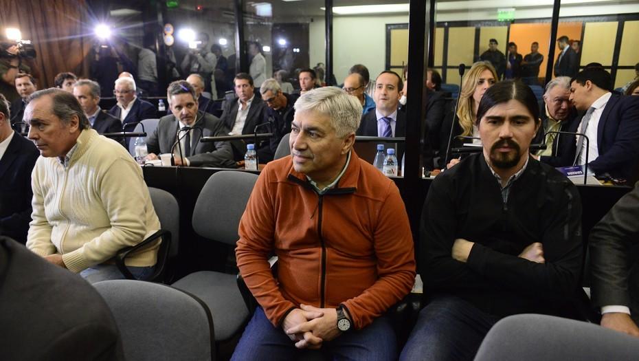 Lázaro Báez en Tribunales enfrenta el juicio oral