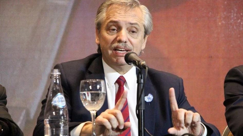 """Alberto Fernández: detectó limitaciones a la solución """"a la uruguaya"""""""