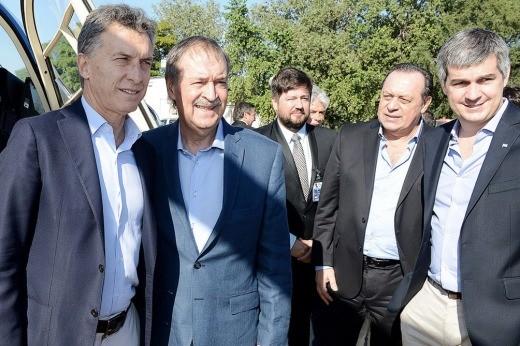 """Macri dijo en Còrdoba """"Se puede dar vuelta"""""""