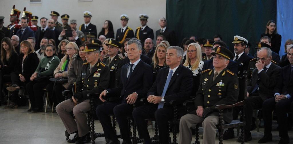 Macri otorgó subsidio para familiares de soldados asesinados en Formosa por Montoneros