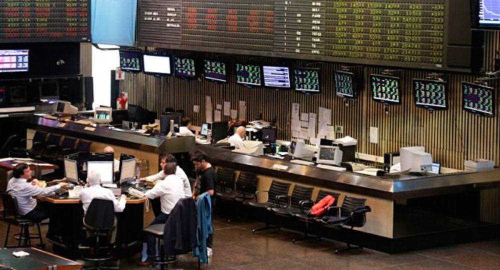 La Bolsa Argentina avanzó 4,8%