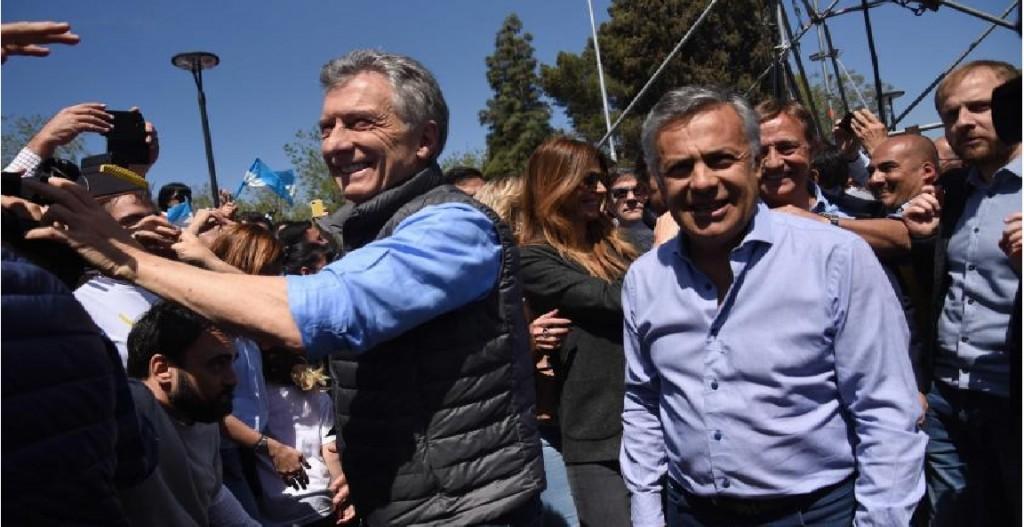 Macri y Cornejo pidieron juntos el voto para dar vuelta la elección