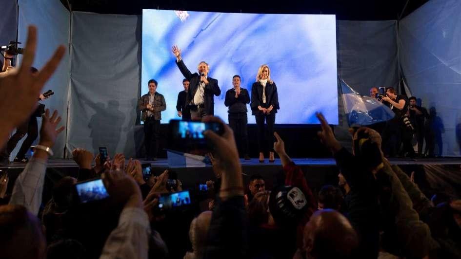 Alberto Fernández presenta el programa Argentina sin Hambre