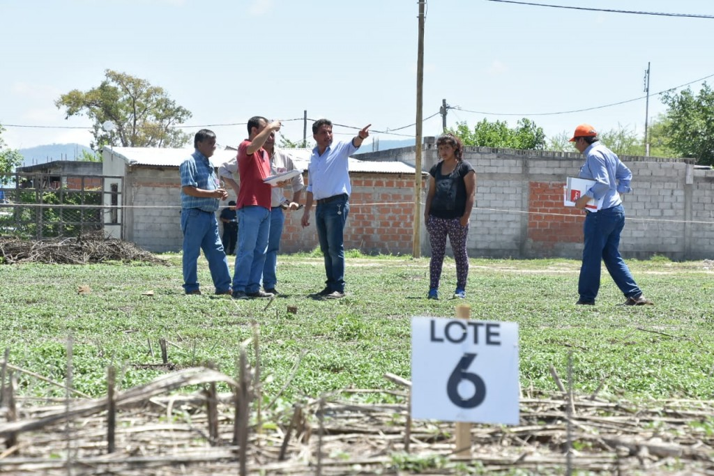 El IPV sorteará 80 lotes recuperados en Los Paraísos
