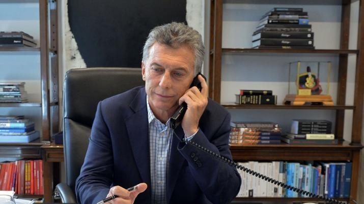 """Mauricio Macri""""Lo que siento es que yo sobreprometí"""""""