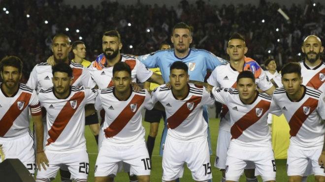 Copa Argentina: River vs. Almagro