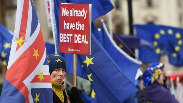 El desbloqueo sobre la frontera irlandesa,la solución para un acuerdo del brexit