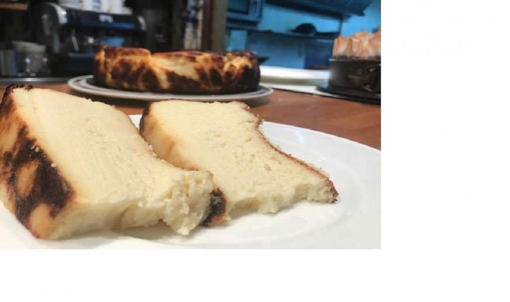 Tarta de queso de mi familia
