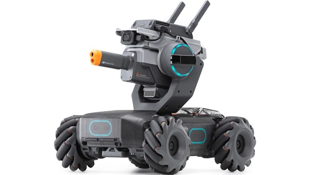 Robomaster S1: pensado para enseñar a programar