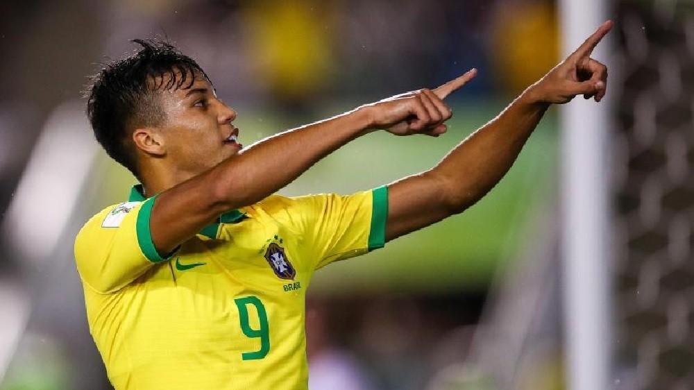 Sub 17 Brasil goleo a Nueva Zelanda, esta en octavos