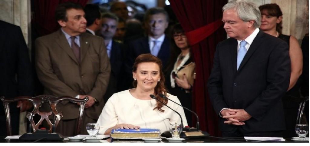 Michetti y Pinedo se reúnen con delegados de Cristina Fernández por la transición