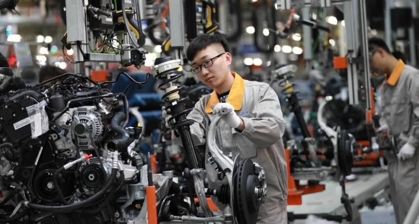La economía china se expande un 6%,su ritmo más bajo desde 1992