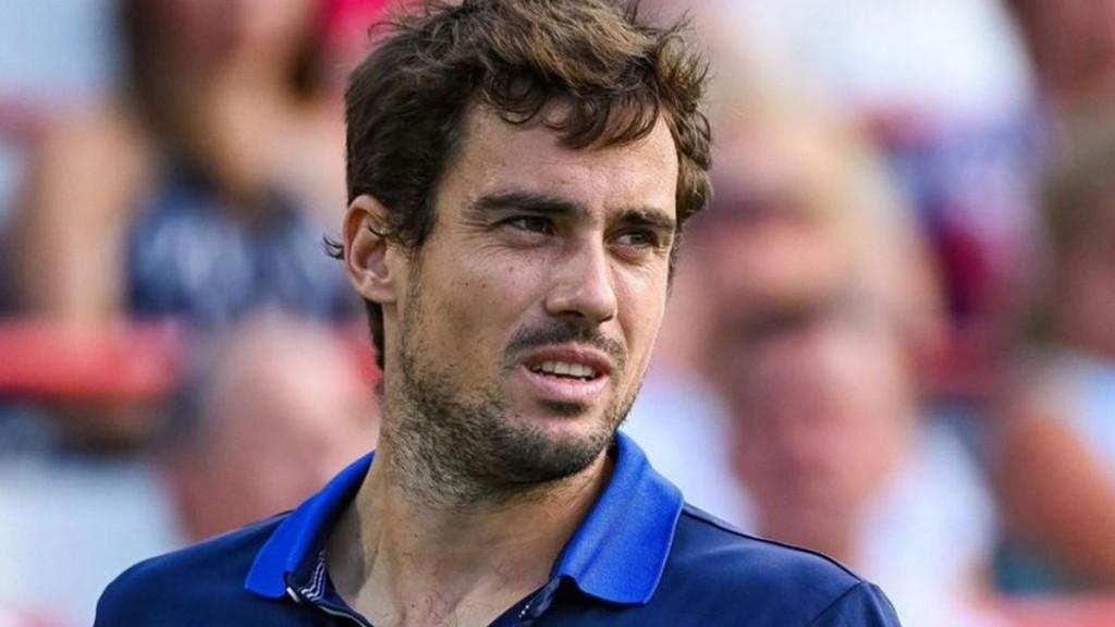 Pella fue eliminado  de Roland Garros por Carreño Busta