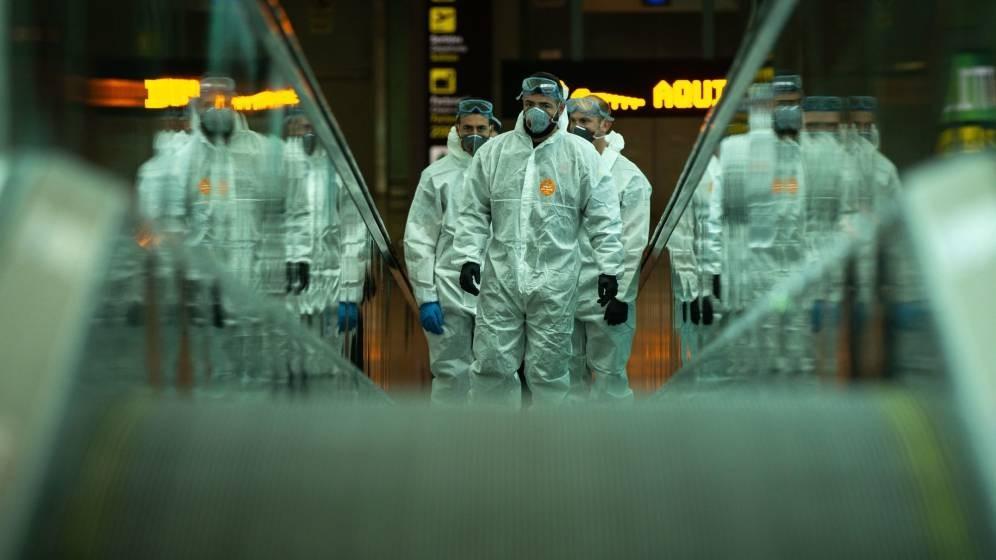 Llego para quedarse la Pandemia y el COVID-19