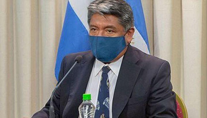 Murio Sergio Humacata secretario de Salud de la Provincia