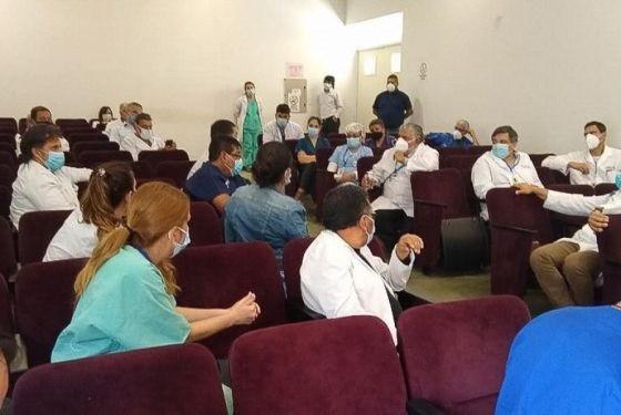 La Provincia evaluò la situaciòn epidemiològica