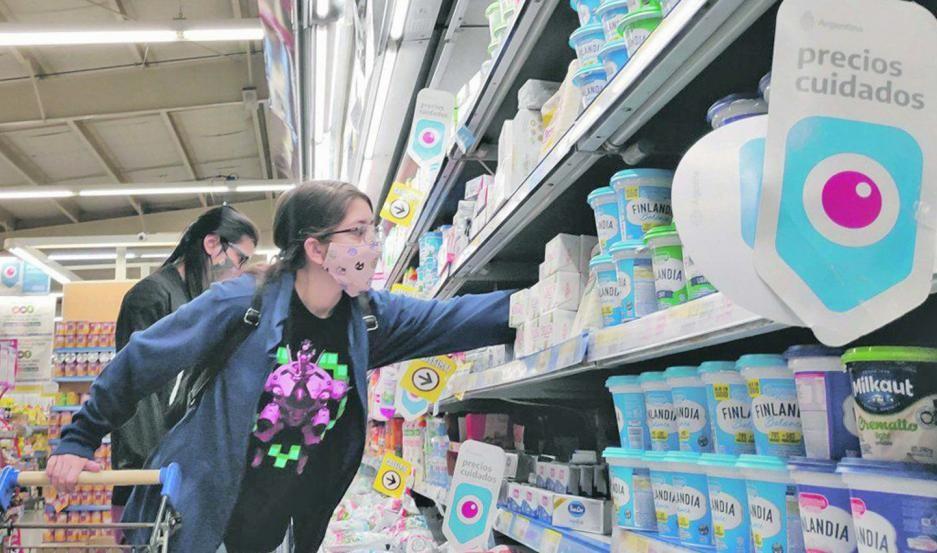 Caen 3,1% las ventas de los alimentos más básicos