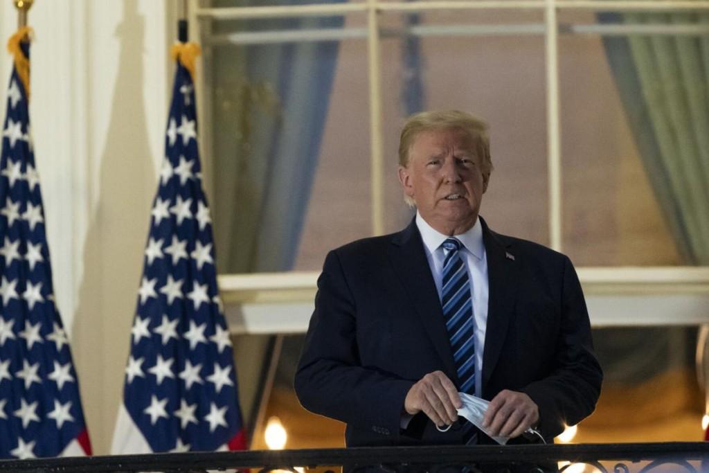 Donald Trump podrá participar en actos públicos