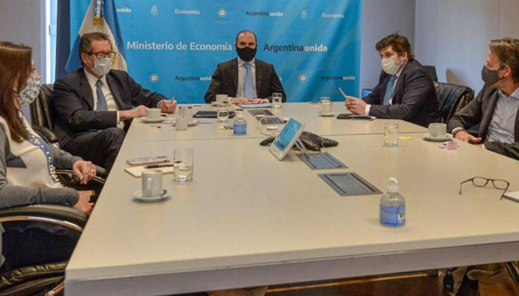 Termina la primera misión del FMI para acordar refinanciamiento deuda