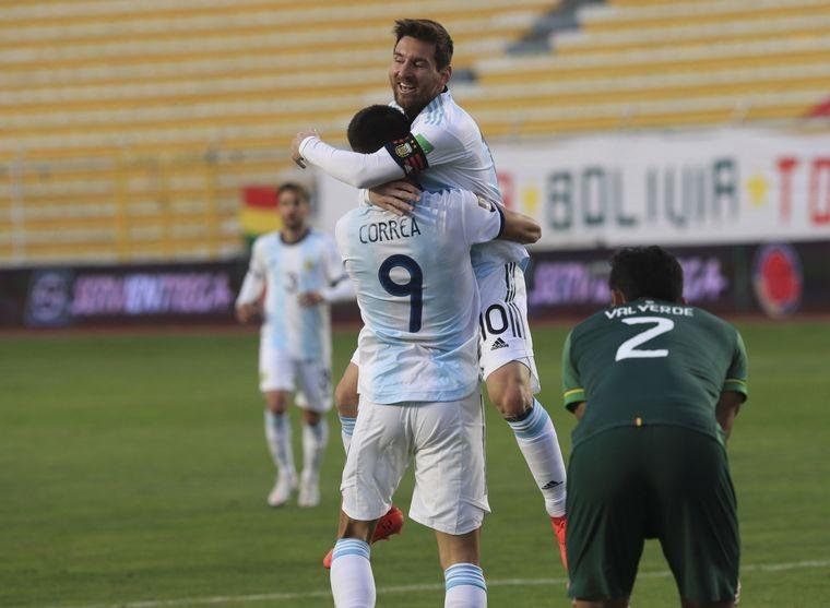 Argentina le ganó a Bolivia en la altura después de 15 años