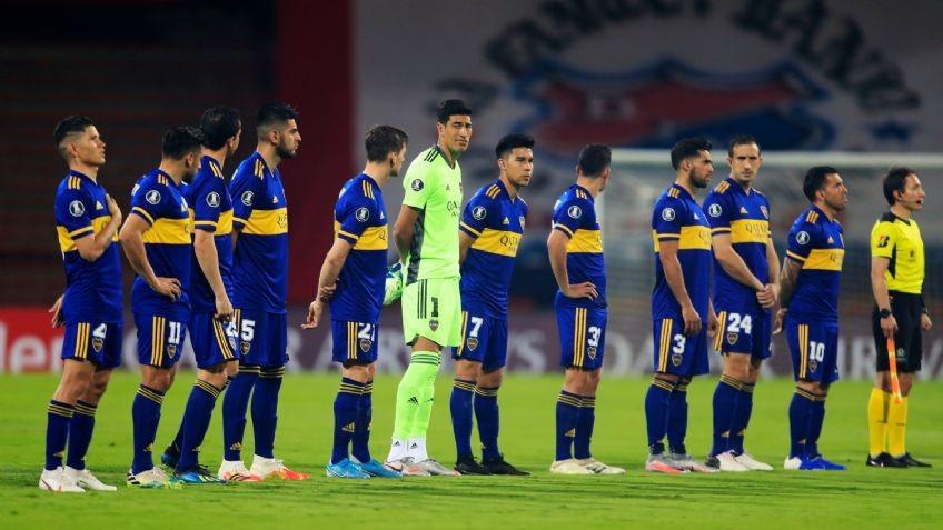 Boca se juega su futuro esta noche ante Caracas