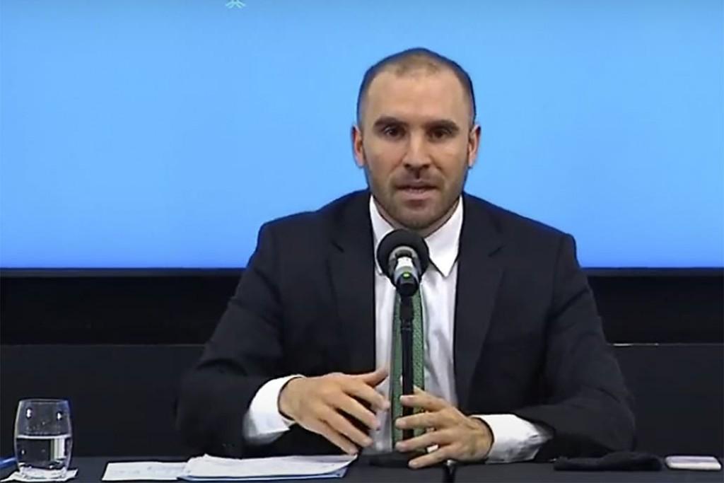 Martín Guzmán:'No vamos a devaluar'