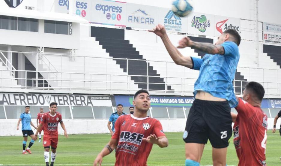 Central Córdoba venció a Belgrano
