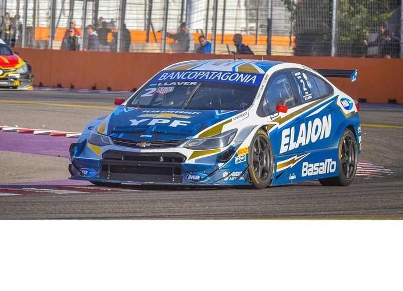 Llaver venció en la carrera clasificatoria del Super TC 2000
