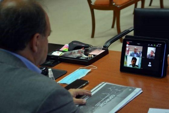 La provincia avanza en internet por fibra optica