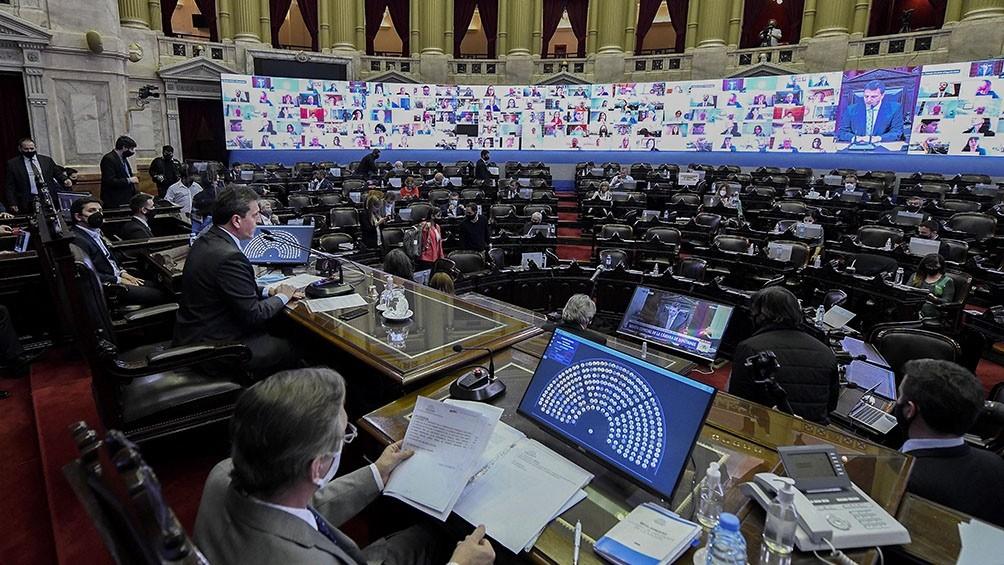 Diputados debate el presupuesto 2021