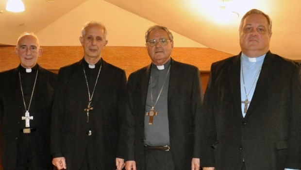 La Iglesia católica no avala las tomas de tierra