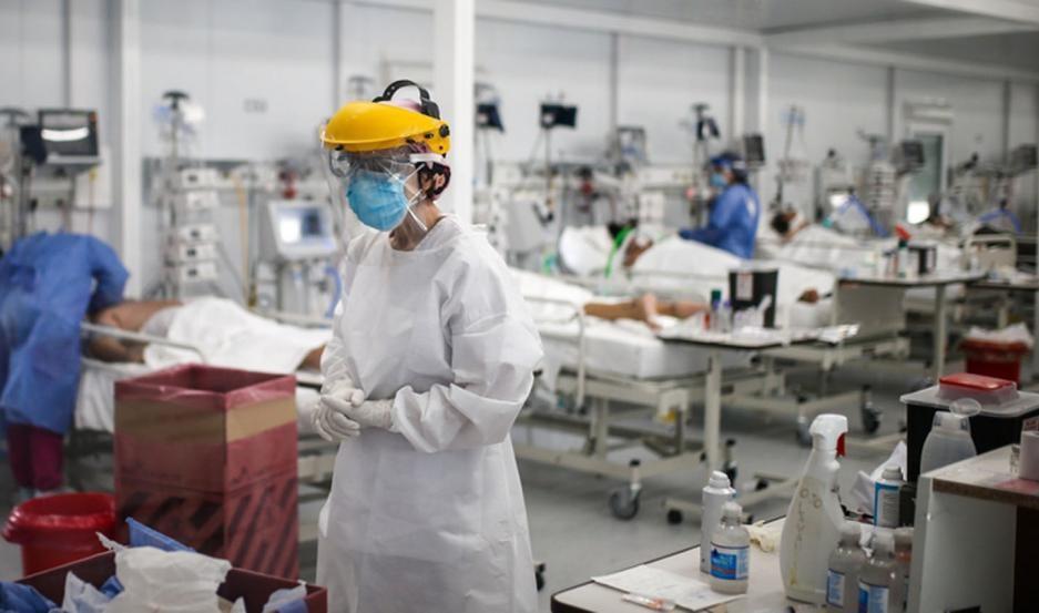 Argentina: 372 muertes y 13.267nuevos contagios en las últimas 24 horas